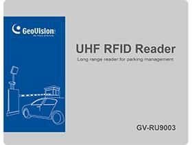 UHF RFID Reader _GV-RU9003 manual