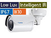5MP H.265 Low Lux WDR IR Bullet IP Camera