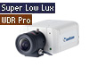 2MP H.265 Super Low Lux WDR Pro D/N Box IP Camera