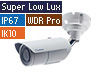 3MP H.264 Super Low Lux WDR Pro IR Bullet IP Camera