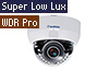 3MP Super Low Lux WDR Pro IR Fixed IP Dome